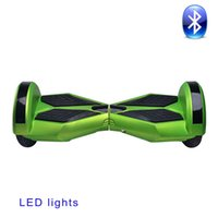 balancing tyre - Self Balance Skywalker Smart Two Wheeled Hoverboard with LED lights Bluetooth Remote Key Carry Bag and Inch Tyre