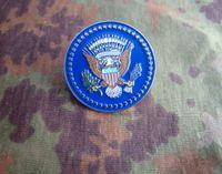 art obama - The United States presidential Service Badge metal identification badge badge copper Mini Obama