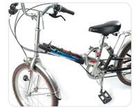 Wholesale Bicycle Mini Tyre Pump Portable Aluminum High Pressure Pump Bike Basketball Foot Inflator Mountain Home Use Pump