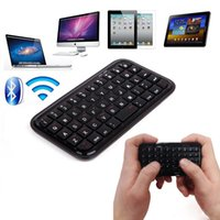 android pocket tablet - Wireless Bluetooth Mini Pocket Size Keyboard for Tablets PS3 For IOS Android PC For Windows For Ipad Air Mini