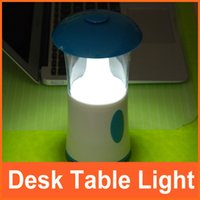 camping table - Indoor Lighting Rechargeable Touch Sensor Switch LED Desk Table Lamp Night Reading Camping Emergency Light Adjustable Brightness L0337