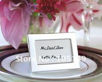 al por mayor marcos de fotos europa libre-Al por mayor-Kissul boda favors- miniatura de fotos Marcos de 30pcs / lot liberan el envío a Europa de la venta directa