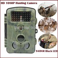 Cheap 940NM scouting hunting camera RD1000 New HD Digital Infrared Trail Camera 2.4' LCD IR Hunter Cam Russian