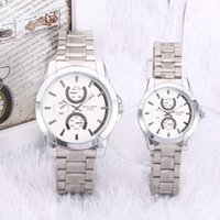 Wholesale Men s tourism fishing outdoor wear leisure watch CURREN A couple watches for men and women