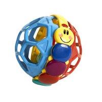 bendy toys - Babe Einstein Buzz Bendy Baby Ball Walker Rattles Prewalker Bouncing Ball Infant toy Infant Educational Toys