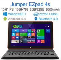 computer camera - Intel Quad Core Dual Boot Windows Android tablet pc inch IPS screen RAM GB ROM GB computer laptop Jumper EZpad s
