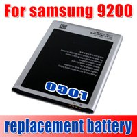 Cheap Hot Sale Replacement Battery for samsung Galaxy Mega 6.3 I9200 9200 3200mah battery Top quality waitingyou