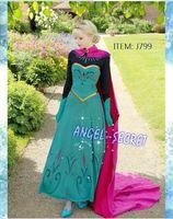 Cheap Elegant Child Froze dress Best girl Night party dress