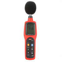 Wholesale UNI T UT351 Digital Sound Level Meter dB Decibel Meter Noise Tester Measuring Instruments dB with LCD Backlight