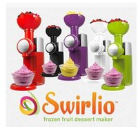 Wholesale Big Boss Swirlio Frozen Fruit Dessert Maker ice cream machine shake machine