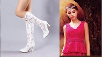 Cheap Lace Wedding Boots Best High Heels Shoes
