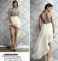 ladies chiffon fashion dresses - Women s Summer Ngith Out Dress Fashion Big Girls Strapless Dresses Chiffon Patched Sequin Sparking Ladies Dressy Beige Black J2237