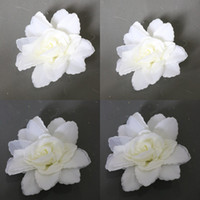 Wholesale Cheap Artificial Flower Handmade Chair Sash Flowers Garden Party Wedding Decorations Events Wedding Party Supplies Wreaths Festive Suppliers