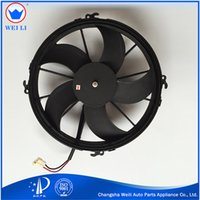Wholesale High quality radiator fan LNF1201Q5 factory price bus air conditioning spare parts v dc axial fan