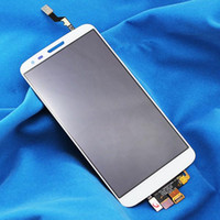 Wholesale black and white Original For LG Optimus G2 D800 D801 D803 LCD Screen Display Digitizer Assembly Touch Panel touch screen Assembly