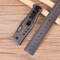 Cheap NEW Buck DA-4 Outdoor Clip Titanium crossing Tactical Saber Line Lock Knife
