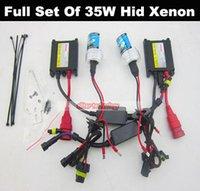 Wholesale W H1 H4 H7 H3 H9 H10 H11 H13 Kit W Hid Xenon Set tiggou2