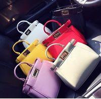 Wholesale 2015 New Arrival Fashion Bags Women Handbag Big Girl Mini Bags Lady Messenger Bag Multicolor Bags PU Bags Fashion Bags B3621