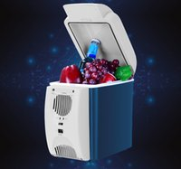 auto refrigerators - Auto supplies car refrigerator L portable cooler box heating box only for V