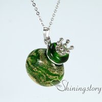 pet urns - glass urn necklace ashes locket remembrance jewelry for ashes urn necklace cremation urns for pets dad urn necklace heart
