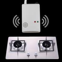 Wholesale Hot Home Safe Sensor Alarm Natural Gas Propane Butane Methane Leak Detector New