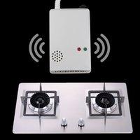 <b>Sensor</b> de alarma de seguridad Inicio caliente Gas Natural Propano Butano detectores de fugas de metano Nueva