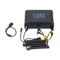 v mount battery - FARSEEING FD V130L Multi function battery V Ah Wh V mount Li ion Battery for Video Camera Monitors Microphones Etc D3024