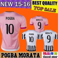 sports jersey - Whosales Juventuse jersey Soccer Jerseys Football Shirt Juventus FC MANDZUKIC POGBA Morata Buffon Sports WearDiscount