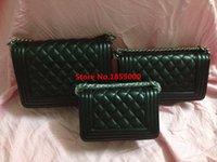 Wholesale High Quality Vintage Bag Women Handbags Leboy Outside Lock Quilted Chain Bag Shoulder Bag Purse