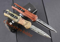 knives bench knife - Bench made BM camping knives double edge Plain Dagger EDC pocket knife survival gear knives