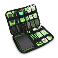 Wholesale BUBM Data Cable Practical Earphone Wire Storage Bag Power Line Organizer electric bag Flash Disk Case Digital Accessories Bags A3
