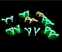 Wholesale LUMINOUS lights flash shine slippers sandals shoes Luminous Summer Flip Flop Slipper Beach Sa