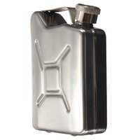 Wholesale oz Jerry Can Liquor Hip Flask Stainless Steel Fuel Petrol Gasoline Stylish Funnel Wine Pot