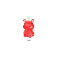 Wholesale 3D DIY Jigsaw Puzzle Wisdom Baby Kids Educational Toys Fun Bear