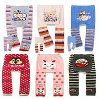 baby panties trousers - 2015 Cartoon Baby Panties Long Pants for Baby Boys Leggings QQBAOBEI Girl s Leg Warmers Cheapest Babywear