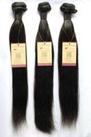 beauty supplies - Mongolian Straight Fine Fair For Hairdressers Brazilian Peruvian Original Human Hair Malaysian Hair Weave Beauty Supply