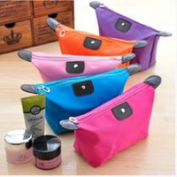 Cheap 2015 Colorful Fashion Cute Women's Lady Travel Makeup Bags Cosmetic Storage Bag Pouch Clutch Handbag Casual Coin Purses Wallet Case