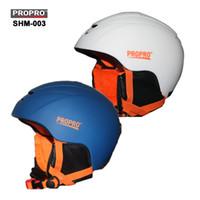 Wholesale New brand Ski helmet Ultralight and Integrally molded professional Snowboard helmet men Skating Skateboard helmet