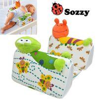Wholesale 0 M Baby Sleep Positioner Pillow Anti Roll Infant Sleep Positioner Newborn Toddler Sleep Nursing Pillow