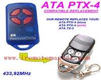 ata lock - For ATA PTX ATA TX compatible remote control replacement