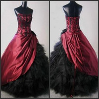 Where to Buy Black Gothic Prom Dresses Online? Where Can I Buy ...