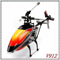 big rc helicopters for sale - FULL Set for sale WLtoys v912 BIG Size G CH LED Screen Remote Control RC Helicopter Ar drone V911 Upgrade Toy