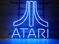 atari classics - New Retro Atari Classics Glass Neon Sign Light Beer Bar Pub Arts Crafts Gifts Lighting Size quot