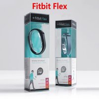 Wholesale 100 Original Fitbit Flex Smart Bracelet Wireless Wristband Tracking Sports Pedometer Activity Sleep with Retail Packaging