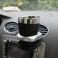 Wholesale New Car Cup Holder Outlet Cup Coffee Clip Holders for car Auto Supplies