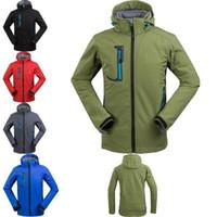Wholesale HOT Men Winter Outdoor Snow Sport Skiing Suit Jacket Waterproof Windproof Breathable Thermal Ski Suit Jacket for Men