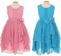Cheap Flower Girls Dresses Best Chiffon Dresses