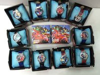 Wholesale 2015 Big Hero Baymax Watches Bracelets Children Kids Cartoon Electronic Wristwatches Fashion Sport Digital Watch With Boxes DHL Factory