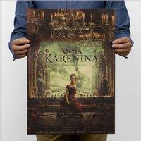 anna karenina - 2016 Anna Karenina Classic Poster nostalgic kraft paper poster x35 cm wall sticker kids