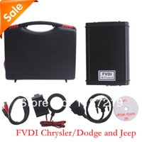 Wholesale FVDI ABRITES Commander for Chrysler Dodge and Jeep Multi Language DHL